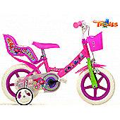 Trolls Bike 12 Inches Children's Bike - Dino Bikes