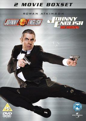 Johnny English 1 & 2 DVD (DVD Boxset)