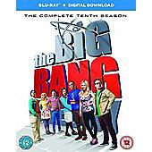 The Big Bang Theory: Season 10 Blu-ray