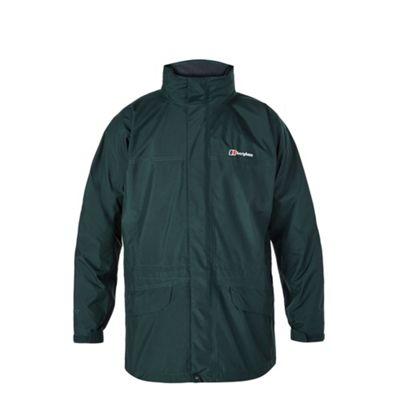 Berghaus Mens Cornice Jacket Scarab Green M