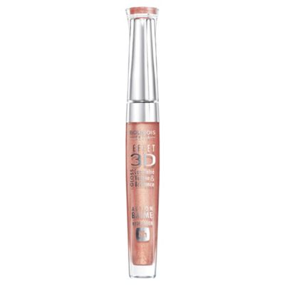 Bourjois Effet 3D Lip Gloss-Rose Or Epic 2010