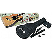 Ibanez V50NJP Jampack Natural High Gloss Finish Complete Full Size Acoustic Guitar Starter Pack