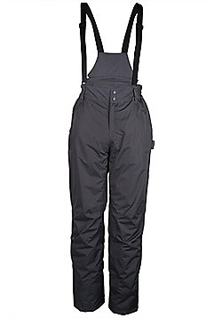 Mountain Warehouse Dusk Mens Ski Pants - Grey