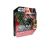 Star Wars Box Busters Double Playset Pack - Asteroid & Battle of Endor