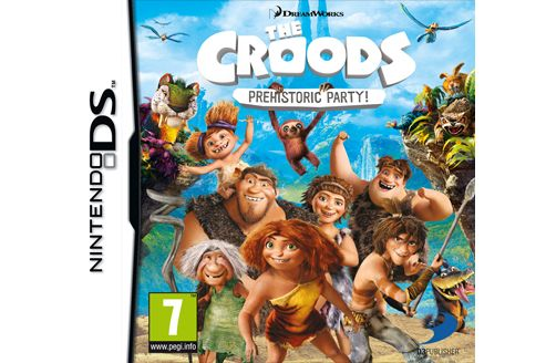The Croods - Prehistoric Party