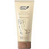 Pretty Intensive Cocoa Butter Moisturiser Normal To Dry Skin Body Lotion 198ml
