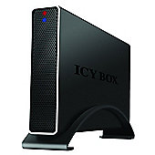 Icy Box USB 3.0 3.5 Inch SATA External Hard Drive Enclosure