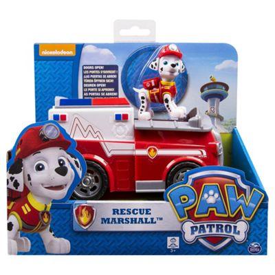 Paw Patrol Rescue Marshall EMT Basic Vehicle