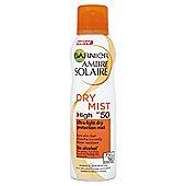 Garnier Ambre Solaire Dry Mistspf 50 200Ml
