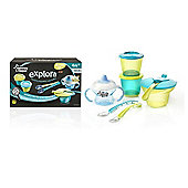 Tommee Tippee Explora Weaning Kit Blue