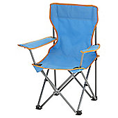 Tesco Kids Folding Chair - Blue