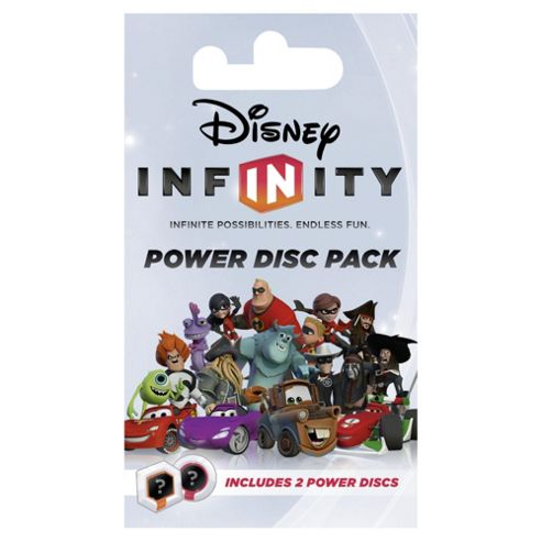 Infinity Power Disc Pack