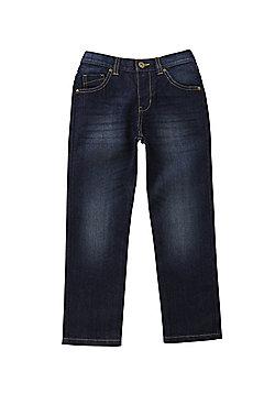 F&F Regular Fit Jeans - Blue