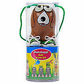 Munakuppi Eggcup Grass Hair Growing Kit - Dog