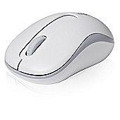 Rapoo M10 2.4GHz Wireless Optical Mouse (White)