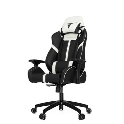 Vertagear Racing Series S-Line SL5000 Rev. 2 Gaming Chair - Black / White Edition