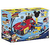 Mickeys Roadster Racers Garage