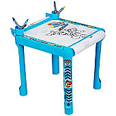 Paw Patrol Colouring Table