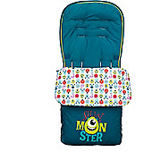 OBaby Disney Footmuff (Monsters Inc)