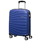 American Tourister Oceanfront 4 Wheel Blue Cabin Suitcase