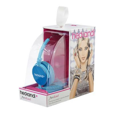 Exspect EX911-BP Hed Kandi - Pure Kandi Headphones - Blue and Pink