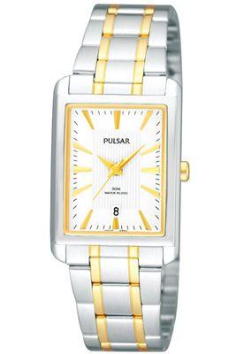 Pulsar Ladies 2 Tone Bracelet Watch PH7139X1