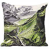 Riva Home Everest Green Cushion Cover - 45x45cm