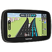 NEW TomTom Start 50 5-Inch Sat Nav Western Europe Maps FREE 1-Year Camera Alerts