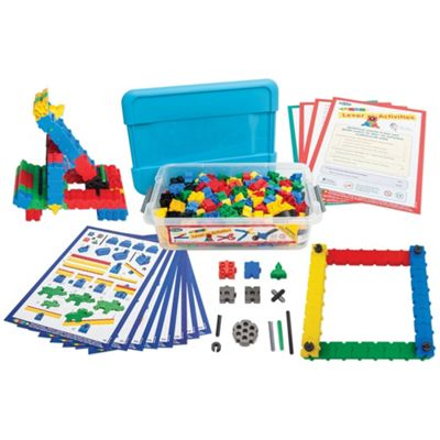 Morphun Junior Levers (Single Set) - Educational Construction System