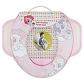 My Little Pony Soft Padded Toilet Seat