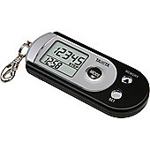 Tanita PD724 3 Axes Pedometer - Place in Pocket, Handbag, Wear with Neck Chain