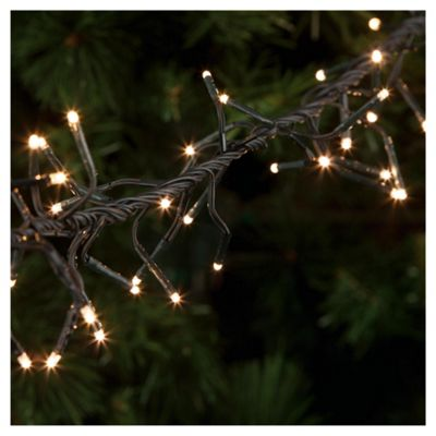 Festive 360 LED Multi-Function Cluster Lights, Warm White - Buy Festive 360 LED Multi-Function Cluster Lights, Warm White From