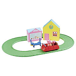 Peppa Pig Special Treat Day Out Playset