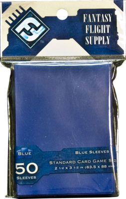 Fantasy Flight Supply: Blue Sleeves