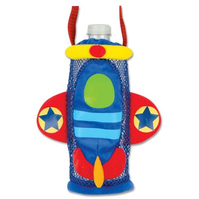 Children's Water Bottle Holder - Aeroplane