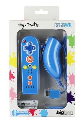 Wii Kids Pack (Blue)