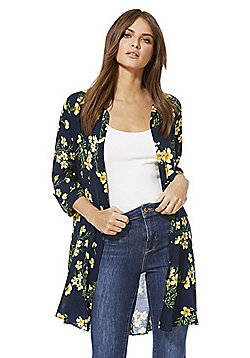 F&F Floral Swing Tunic - Multi