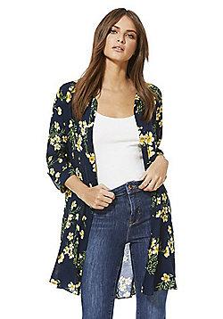 F&F Floral Swing Dress - Multi