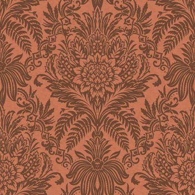 Crown Signature Copper Wallpaper