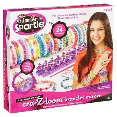 Cra-Z-Art Cra-Z-Loom Bracelet Maker