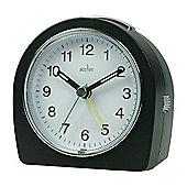 Acctim 13533 Freja Alarm Clock - Black