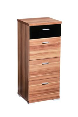 Premier Housewares Fargo 4 Drawer Chest