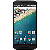 "LG Google Nexus 5X SIM-Free Unlocked Smartphone - White (5.2"" Full HD Touch Screen, SD 802 Hexa Core Processor, 32GB Storage, 2GB RAM, 12.3MP Camera,"