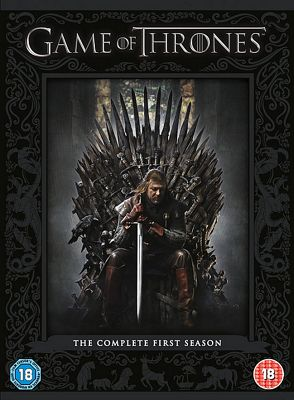 GAME OF THRONES (DVD/S)