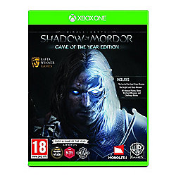 Shadow of Mordor Game of the Year Edition - Xbox-One