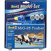 Revell 1:144 Model Kit MiG-25 Foxbat