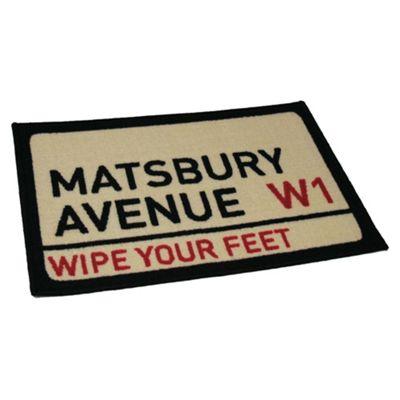 Matsbury Avenue Indoor Washable Mat