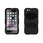 Griffin Survivor All Terrain Case for iPhone 6/6 Plus - Black