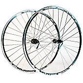 Wilkinson Omega / 2200 - 700C Black Front Wheel