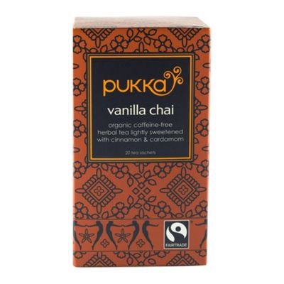 Vanilla Herbal Spiced Chai